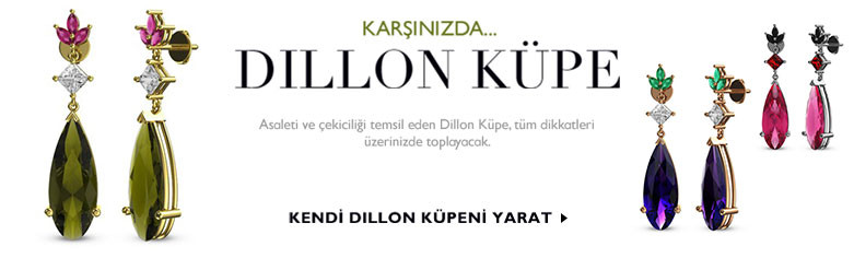 Karşınızda Dillon Küpe