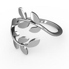 Başak Yüzük - 925 ayar gümüş yüzük #t9mjd1