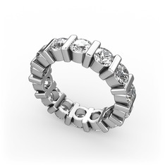 Lania Tamtur Yüzük - Swarovski 925 ayar gümüş yüzük #16224d4