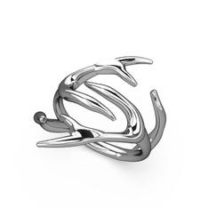 Eris Dal Yüzük - 925 ayar gümüş yüzük #vtlhdy