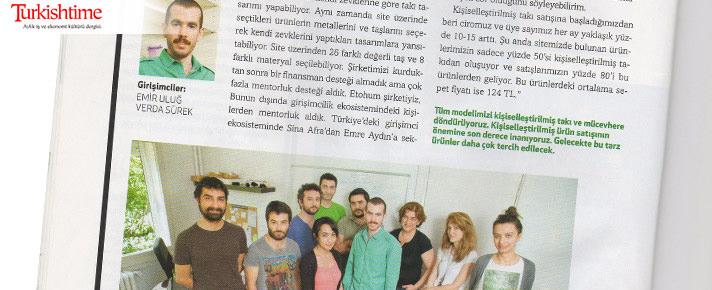 Turkish time dergisi mortaki haberleri